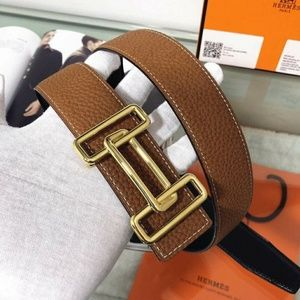 Hermes Leather belts